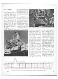 Maritime Reporter Magazine, page 7,  Jun 1971