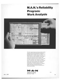 Maritime Reporter Magazine, page 15,  Jul 1971