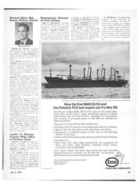 Maritime Reporter Magazine, page 17,  Jul 1971