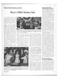 Maritime Reporter Magazine, page 1,  Jul 1971