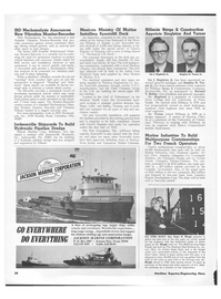 Maritime Reporter Magazine, page 28,  Jul 1971
