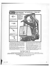 Maritime Reporter Magazine, page 4th Cover,  Jul 1971