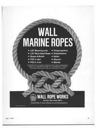 Maritime Reporter Magazine, page 3,  Jul 1971