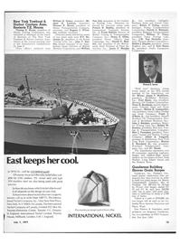 Maritime Reporter Magazine, page 7,  Jul 1971