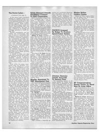 Maritime Reporter Magazine, page 8,  Aug 15, 1971 Florida