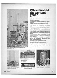Maritime Reporter Magazine, page 11,  Aug 15, 1971 crane operator