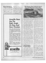 Maritime Reporter Magazine, page 20,  Aug 15, 1971 Texas