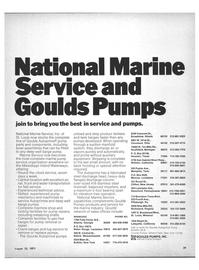Maritime Reporter Magazine, page 27,  Aug 15, 1971 Georgia