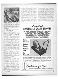 Maritime Reporter Magazine, page 31,  Aug 15, 1971 Dana Sirena