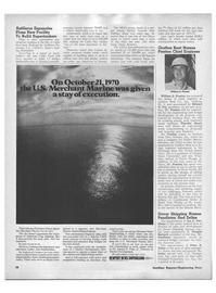 Maritime Reporter Magazine, page 36,  Aug 15, 1971 Virginia