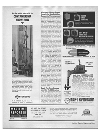 Maritime Reporter Magazine, page 2,  Aug 15, 1971 Oklahoma
