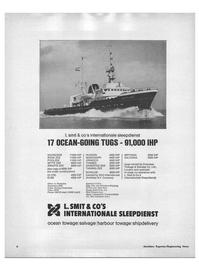 Maritime Reporter Magazine, page 4,  Aug 15, 1971 ZEE TASMAN ZEE