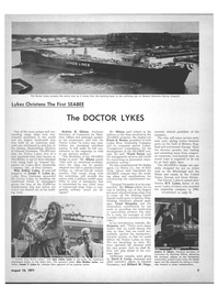 Maritime Reporter Magazine, page 5,  Aug 15, 1971 Mississippi