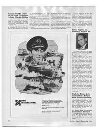 Maritime Reporter Magazine, page 8,  Apr 1972