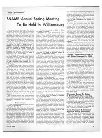 Maritime Reporter Magazine, page 13,  Apr 1972