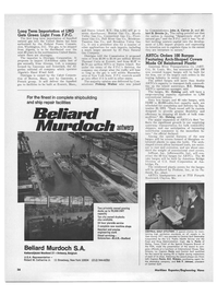 Maritime Reporter Magazine, page 16,  Apr 1972