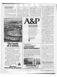 Maritime Reporter Magazine, page 28,  Apr 1972