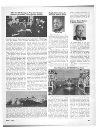 Maritime Reporter Magazine, page 29,  Apr 1972