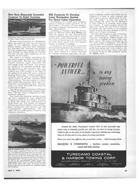 Maritime Reporter Magazine, page 31,  Apr 1972