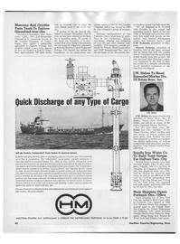 Maritime Reporter Magazine, page 32,  Apr 1972