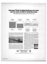 Maritime Reporter Magazine, page 35,  Apr 1972