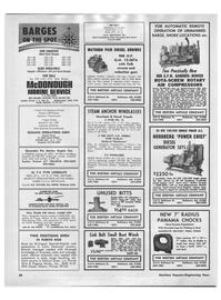 Maritime Reporter Magazine, page 48,  Apr 1972