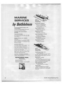 Maritime Reporter Magazine, page 4th Cover,  Apr 1972