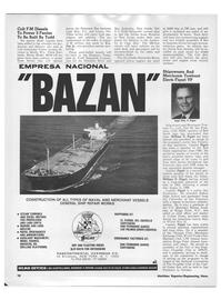 Maritime Reporter Magazine, page 8,  Mar 15, 1973