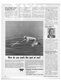 Maritime Reporter Magazine, page 10,  Mar 15, 1973