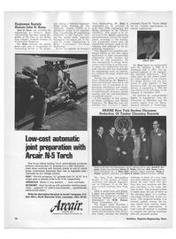 Maritime Reporter Magazine, page 14,  Mar 15, 1973