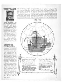 Maritime Reporter Magazine, page 15,  Mar 15, 1973