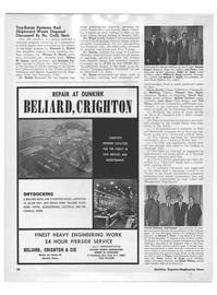 Maritime Reporter Magazine, page 26,  Mar 15, 1973