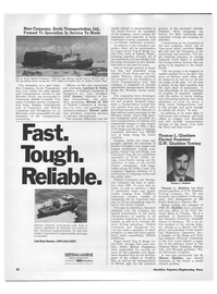 Maritime Reporter Magazine, page 28,  Mar 15, 1973 Washington