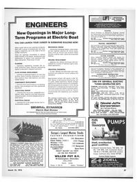Maritime Reporter Magazine, page 33,  Mar 15, 1973