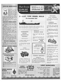 Maritime Reporter Magazine, page 36,  Mar 15, 1973