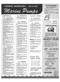 Maritime Reporter Magazine, page 37,  Mar 15, 1973