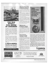 Maritime Reporter Magazine, page 2,  Mar 15, 1973