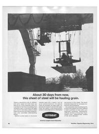 Maritime Reporter Magazine, page 42,  Mar 15, 1973
