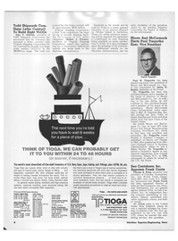 Maritime Reporter Magazine, page 6,  Mar 15, 1973