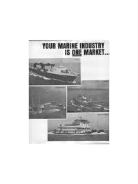 Maritime Reporter Magazine, page 14,  Apr 1973
