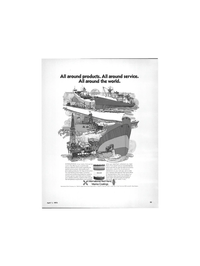 Maritime Reporter Magazine, page 21,  Apr 1973
