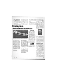 Maritime Reporter Magazine, page 25,  Apr 1973