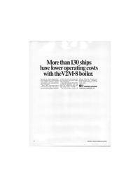 Maritime Reporter Magazine, page 4th Cover,  Jul 15, 1973