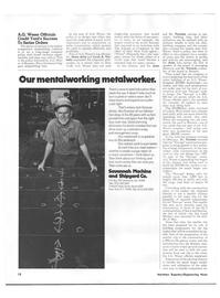 Maritime Reporter Magazine, page 10,  Nov 1973 Heinz Ache