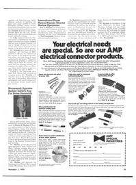 Maritime Reporter Magazine, page 11,  Nov 1973 Michigan