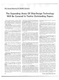 Maritime Reporter Magazine, page 12,  Nov 1973 Edward S. Geller