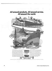 Maritime Reporter Magazine, page 20,  Nov 1973 protection systems