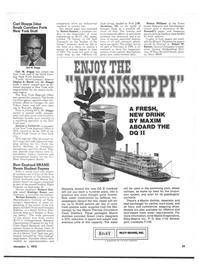 Maritime Reporter Magazine, page 27,  Nov 1973 Connecticut