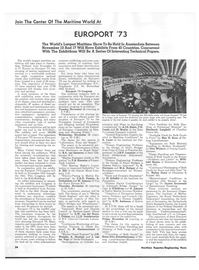 Maritime Reporter Magazine, page 28,  Nov 1973 Ernst Otto Schneidersmann