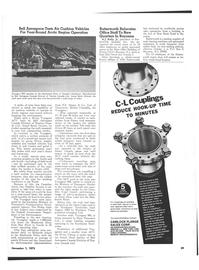 Maritime Reporter Magazine, page 33,  Nov 1973 British Columbia